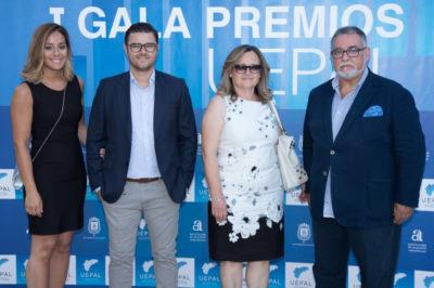 I GALA PREMIOS UEPAL