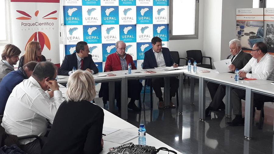 COMITÉ EJECUTIVO Y JUNTA DIRECTIVA 21 MARZO 2019