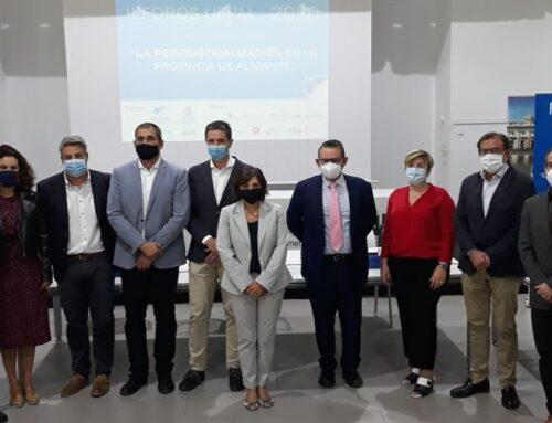Los empresarios de Alicante solicitan una política industrial conjunta a las administraciones