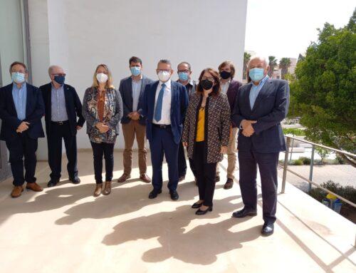 UEPAL se reúne con la rectora de la UA para intensificar la relación empresa-universidad