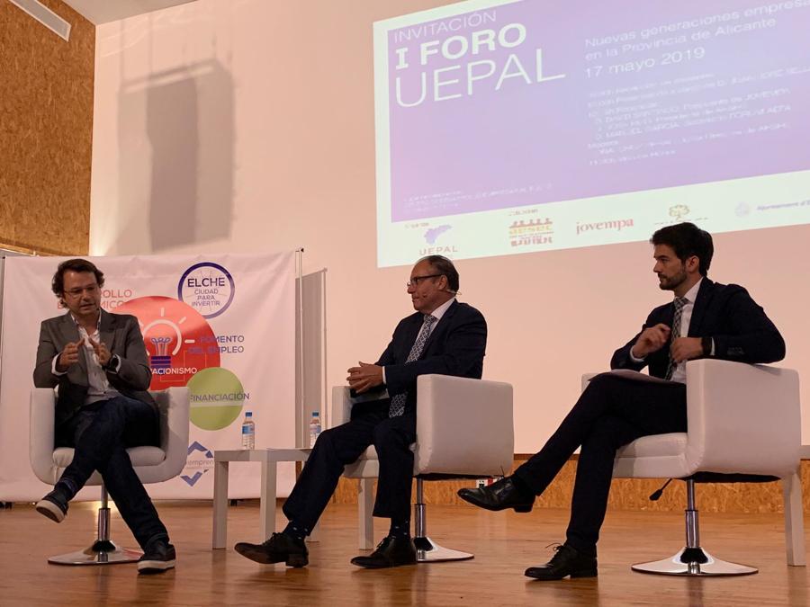 I FORO UEPAL NUEVAS GENERACIONES EMPRESARIAL DE LA PROVINCIA DE ALICANTE