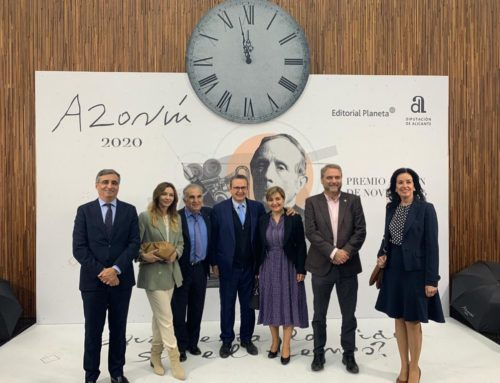 UEPAL en los Premios Azorín 2020