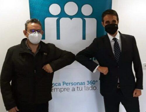Cajamar y UEPAL renuevan su colaboración para impulsar el tejido empresarial de la provincia