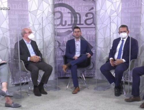 Entrevista «EL ANÁLISIS DE LAS EMPRESAS» en TeleElx con el Presidente de UEPAL